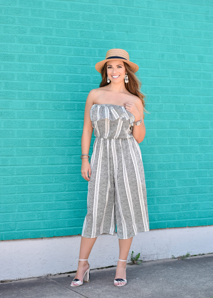 the perfect summer jump suit