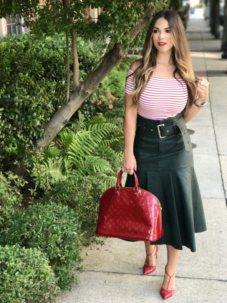 Fall Fashion Trends Series- Leather