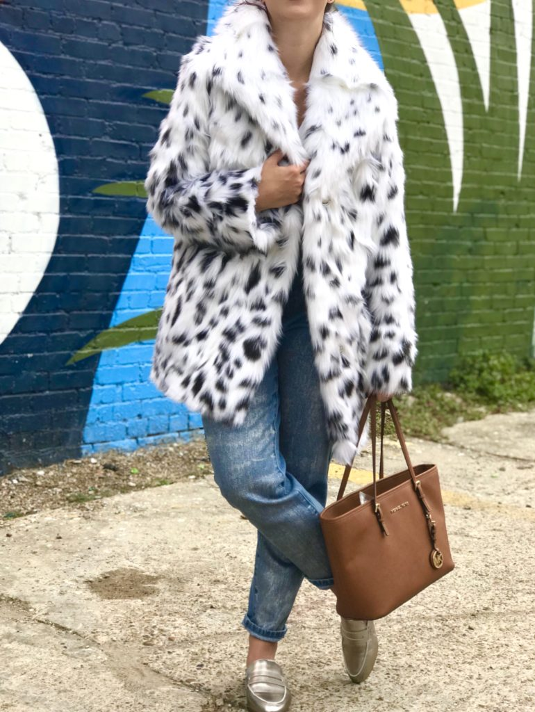 vintage inspired fur