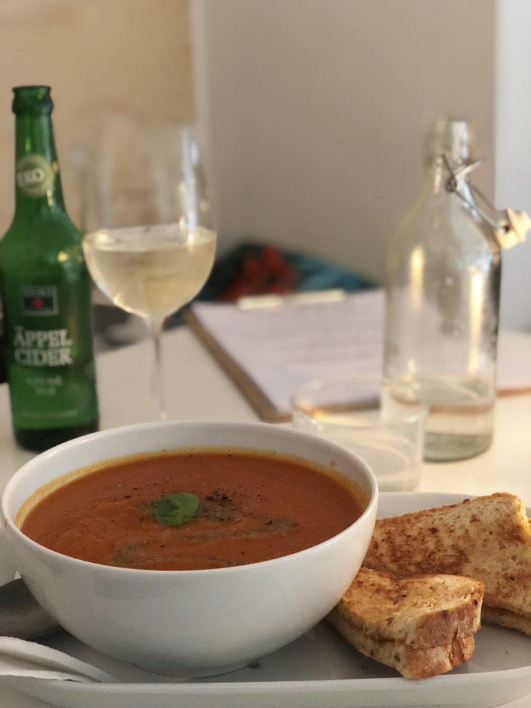 tomato soup stockholm