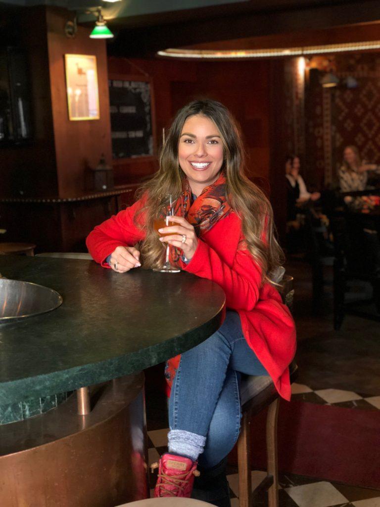 Stockholm bar guide