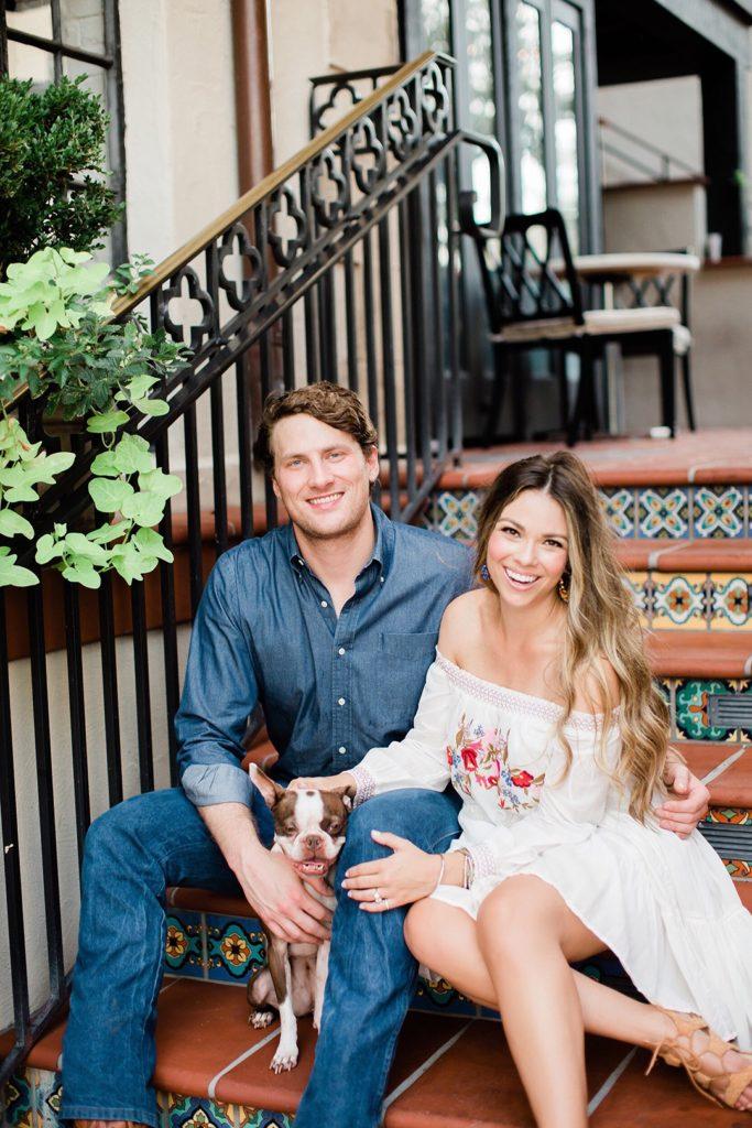 meghan jones walker young engagement photos