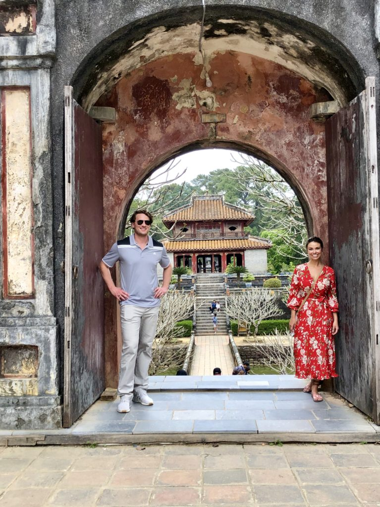 Hue Honeymoon